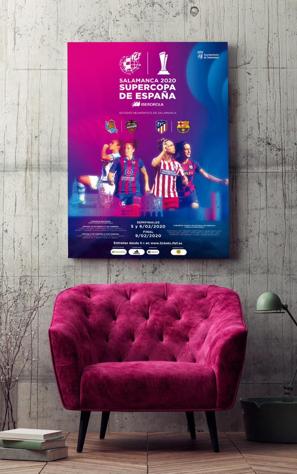 Supercopa Femenina 2020 RFEF