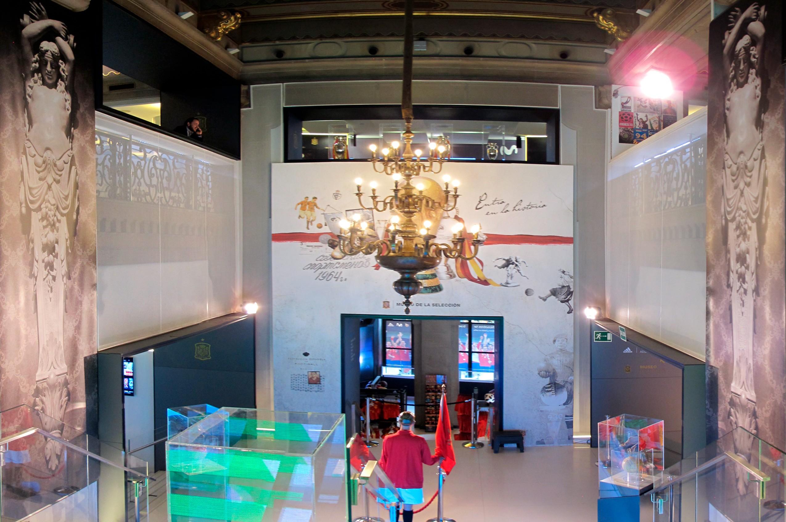 Museo RFEF Telefónica