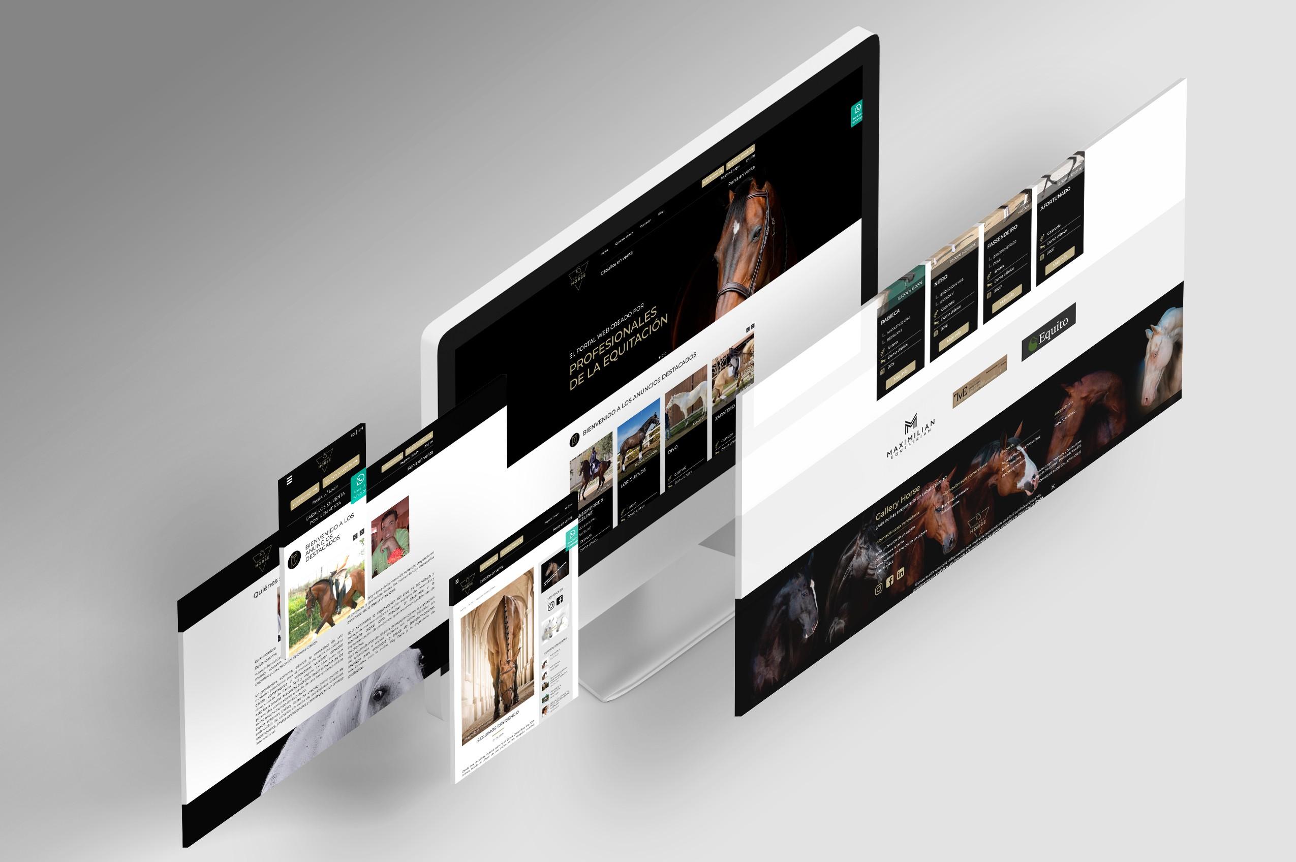 Web Gallery Horse