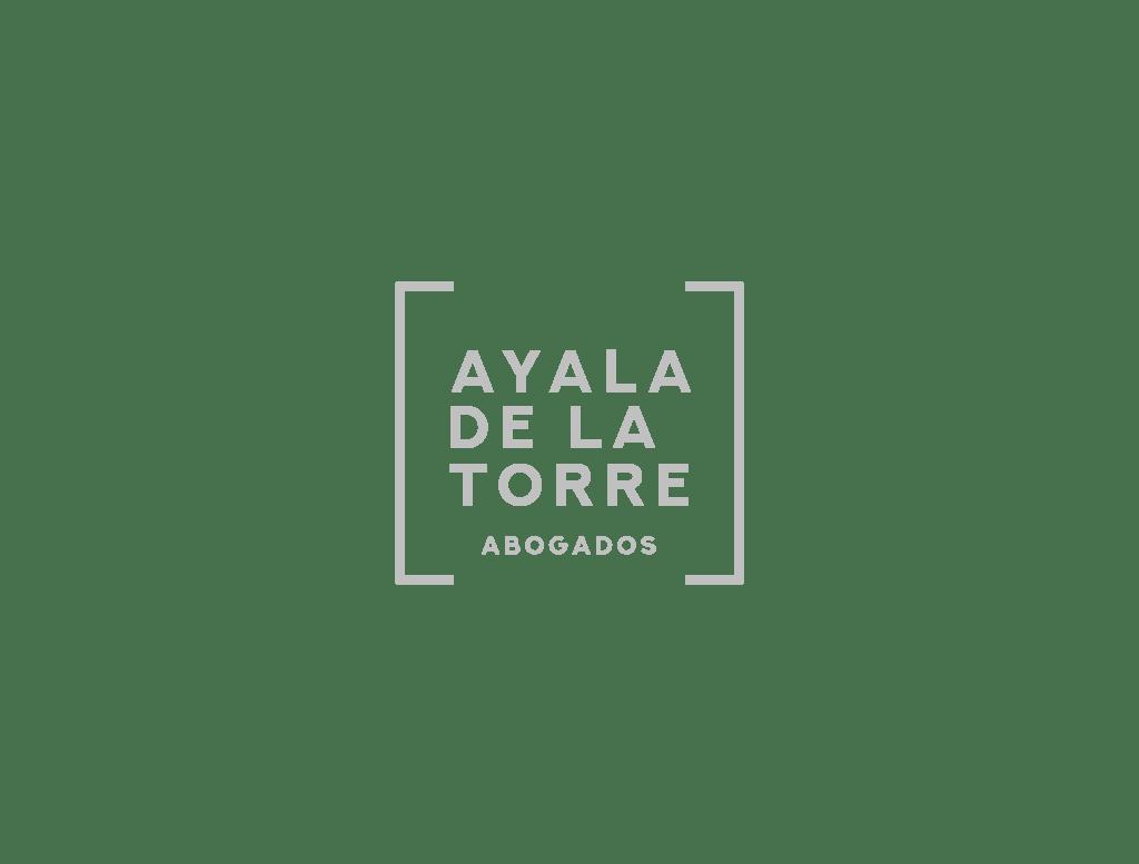 Logotipo Ayala de la Torre