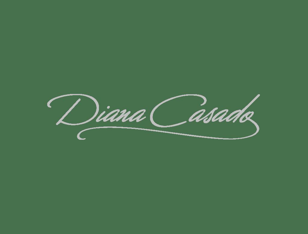 Logotipo Diana Casado