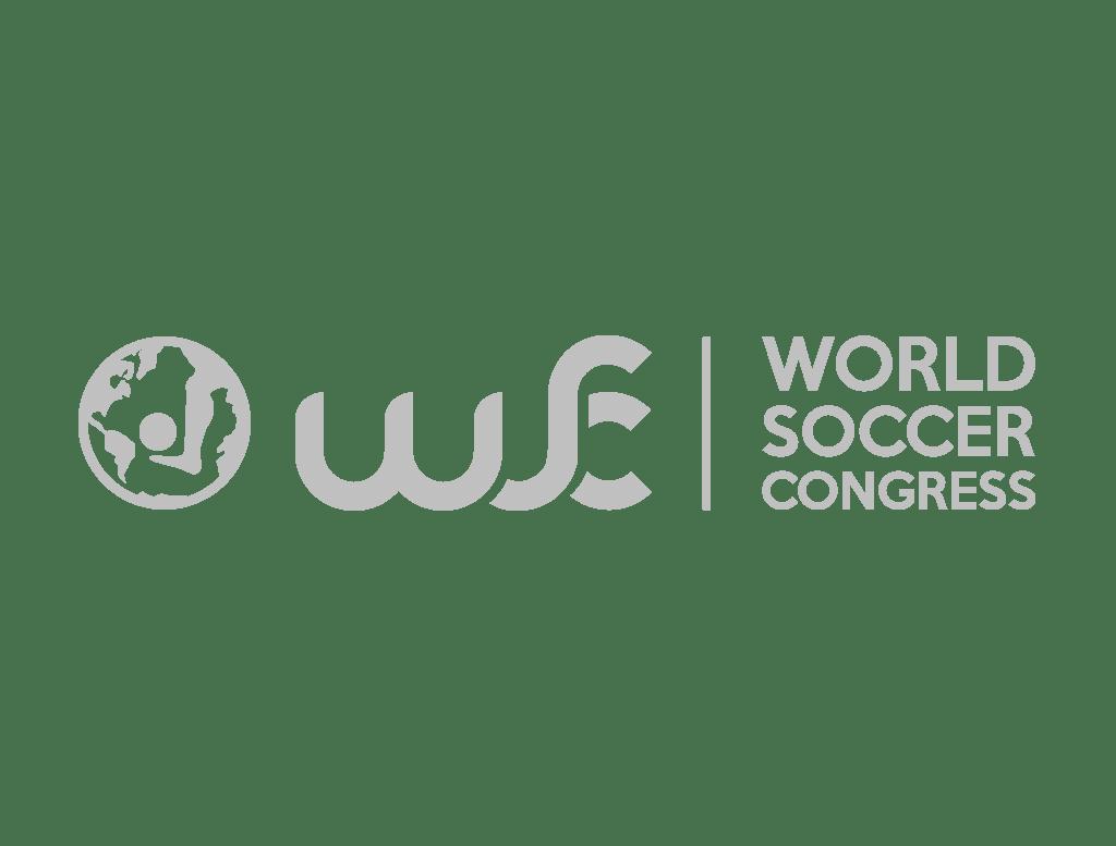 Logotipo World Soccer Congress