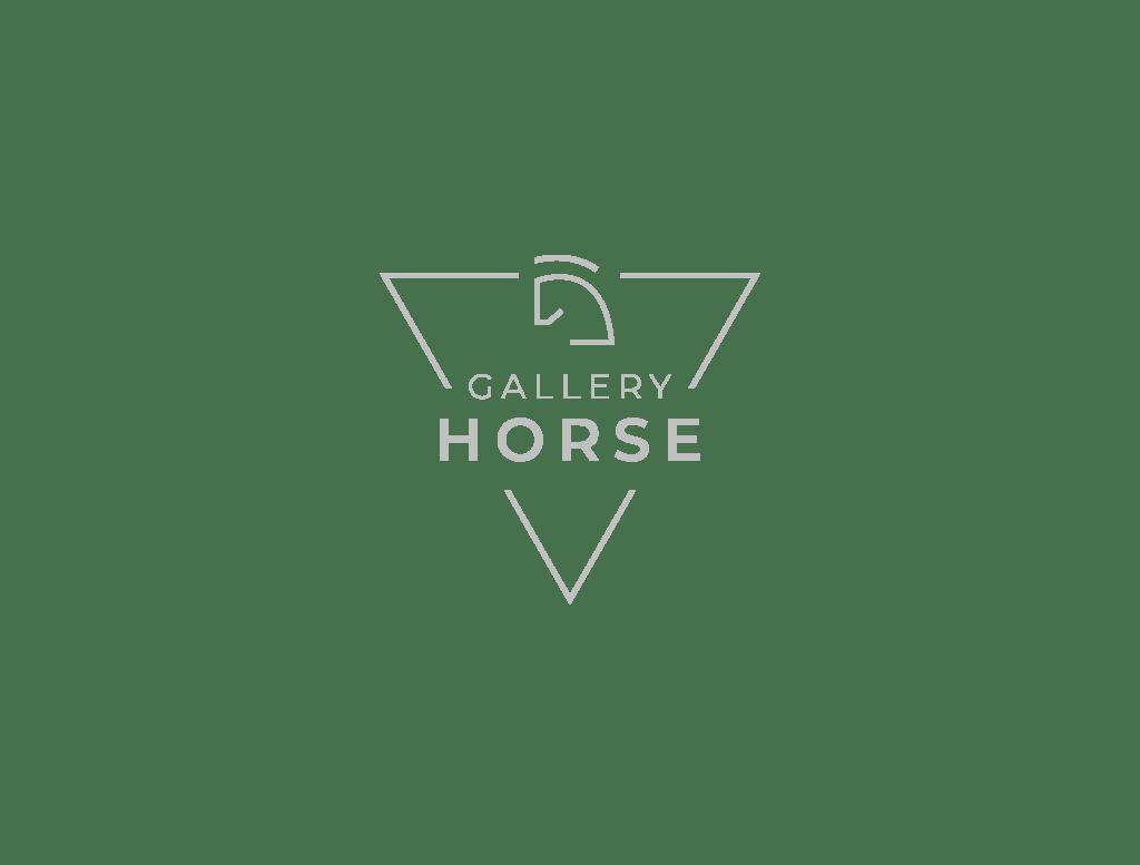 Logotipo Gallery Horse