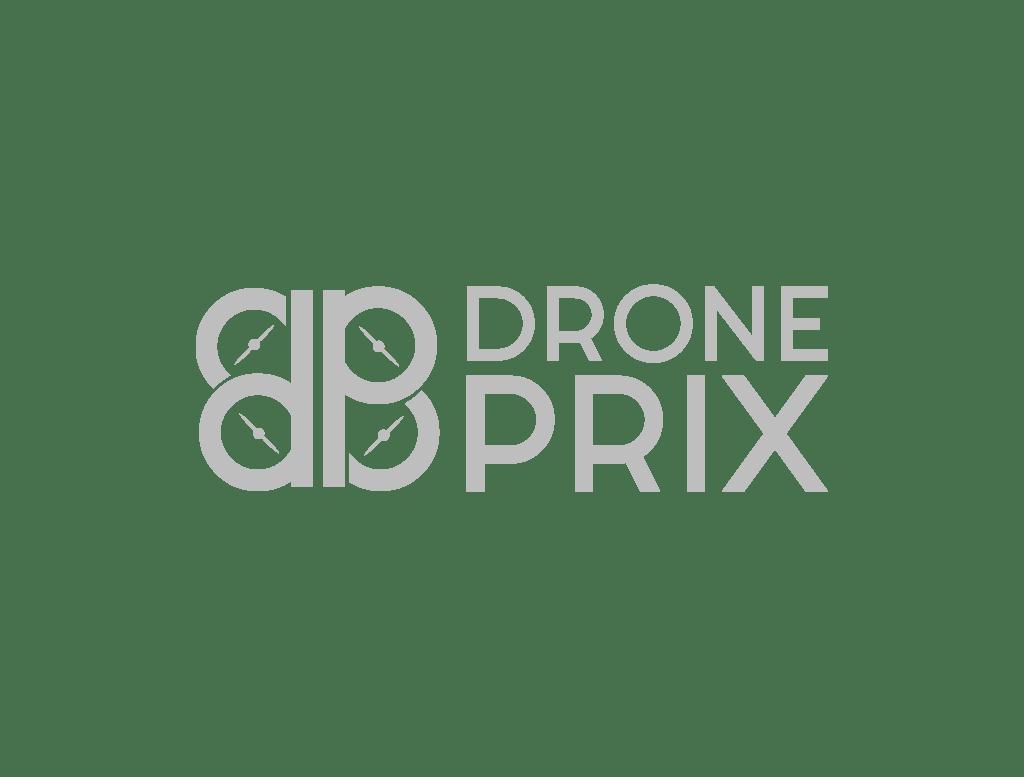 Logotipo Drone Prix